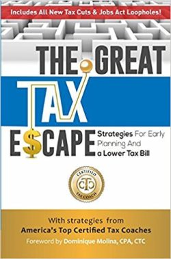 the great tax escape